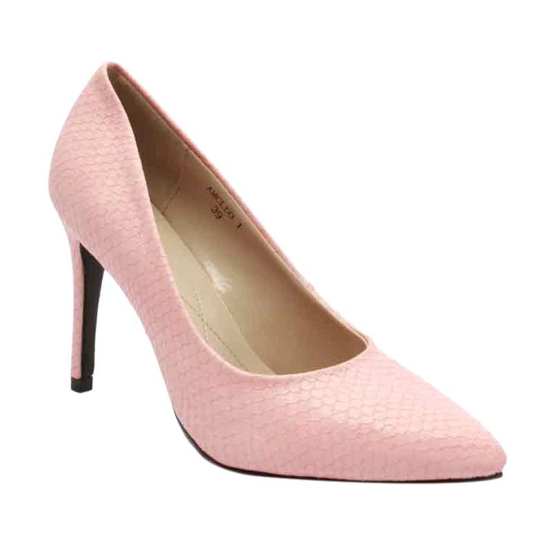GatsuOne 1 Amoldo Heels - Soft Pink