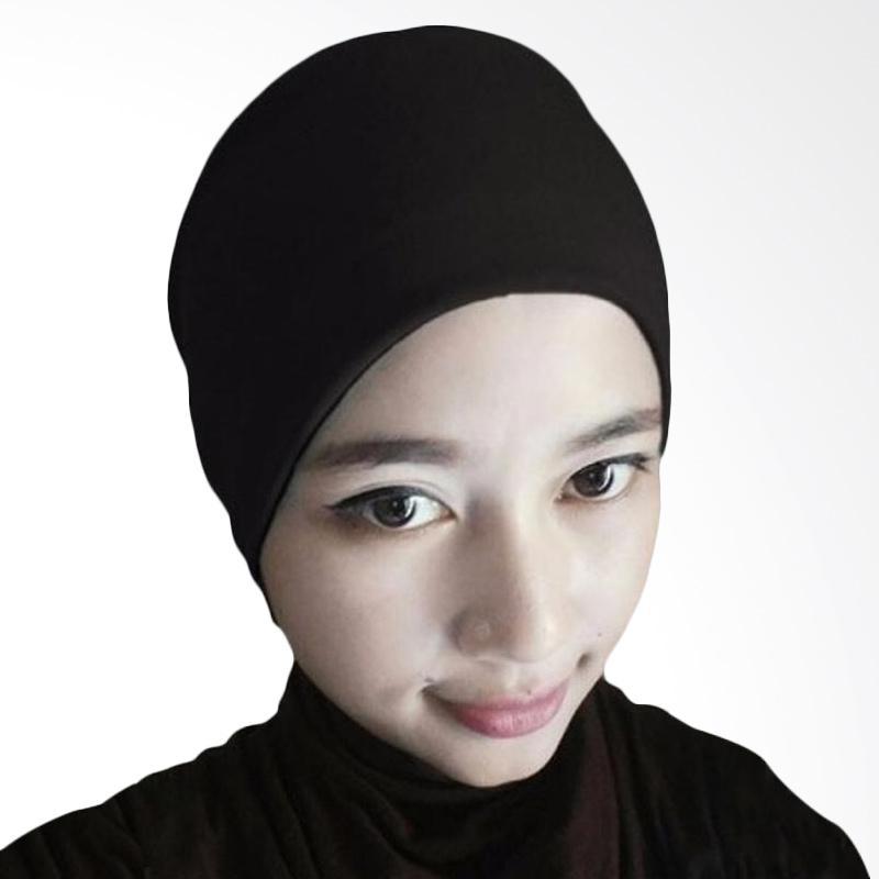 Kus Group Hijab Ciput arab hitam