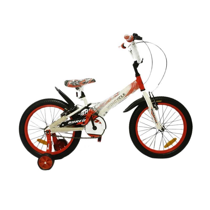 harga Wim Cycle Shred BMX Sepeda Anak [16 Inch] Blibli.com
