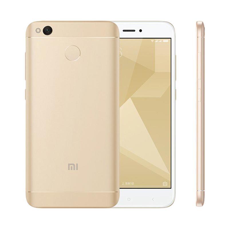 Xiaomi Redmi 4X Smartphone - Gold [16 GB/2 GB]
