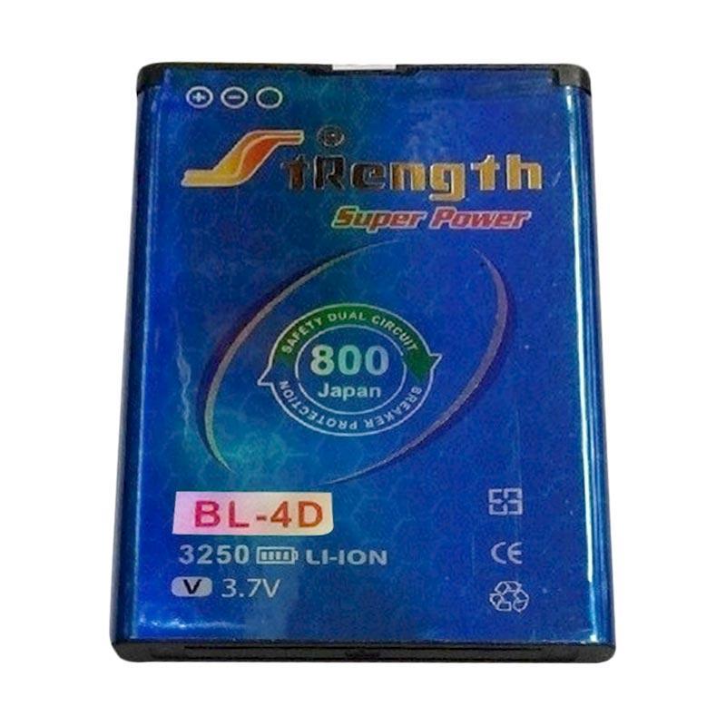 harga Strength BL 4D Double Power Battery for Nokia [3250 mAh] Blibli.com