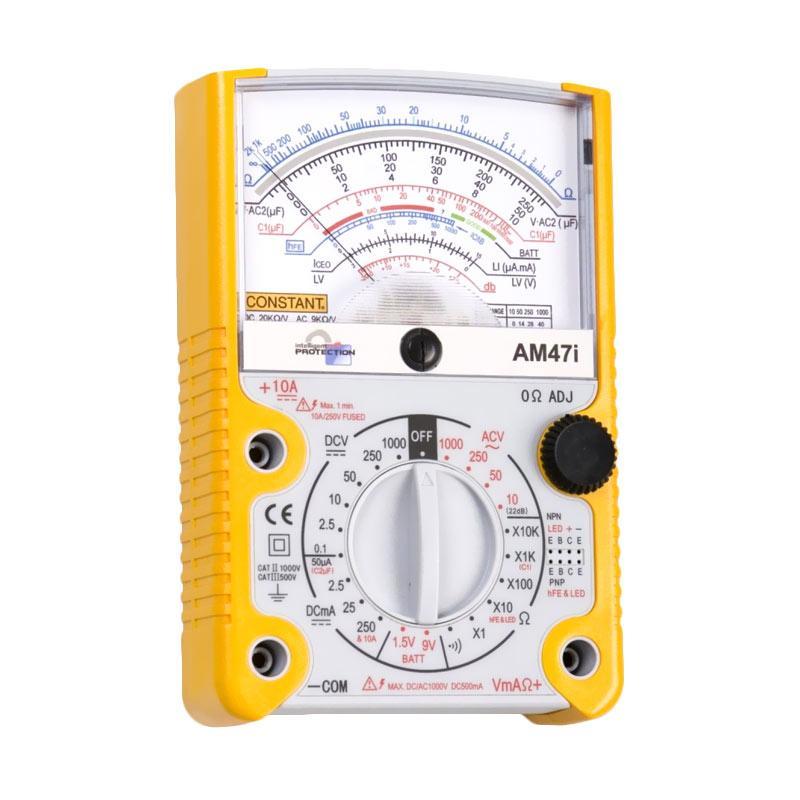 Constant AM47i Analog Multimeter