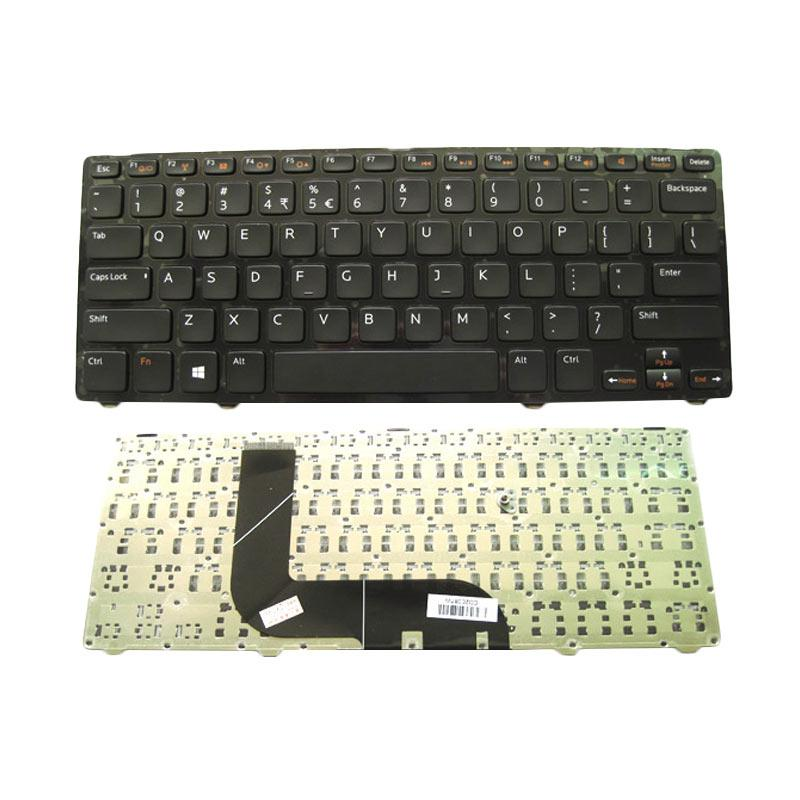 harga DELL Keyboard for DELL Inspiron 14Z/5423 - Black Blibli.com