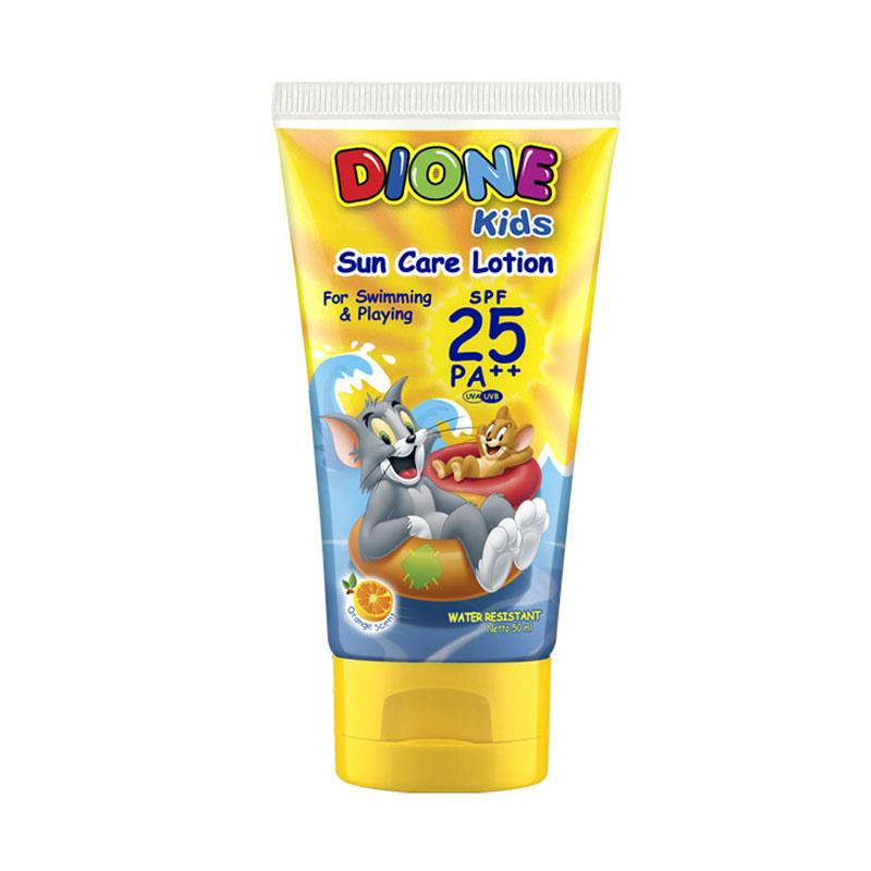 Dione Kids Sun Care Baby Lotion [50 mL] - BERHADIAH buku tulis