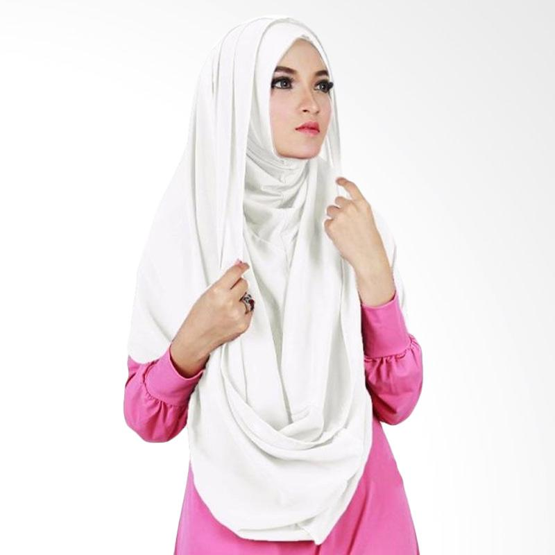 Kus_group Sirhood Hijab - Putih