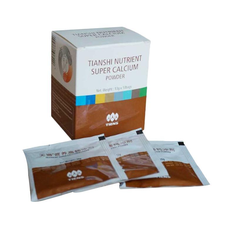Jual Tiens Peninggi Herbal - Paket Promo [2 Kalsium] Online - Harga & Kualitas Terjamin   Blibli.com