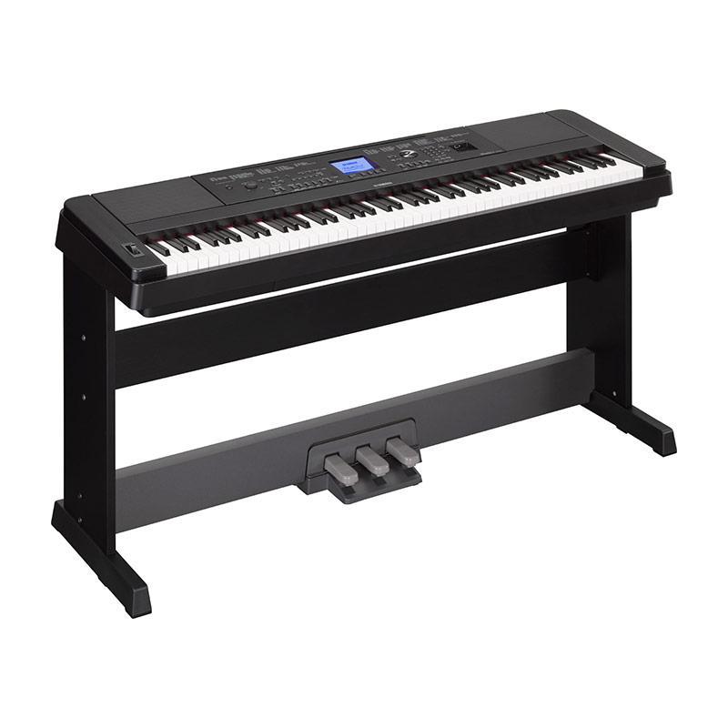 harga Yamaha DGX 660 Portable Digital Piano - Black Blibli.com