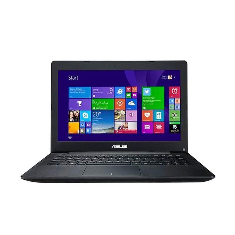 Asus E202SA-FD111D Notebook - Hitam [N3060/2 GB/500 GB/11.6 Inch]