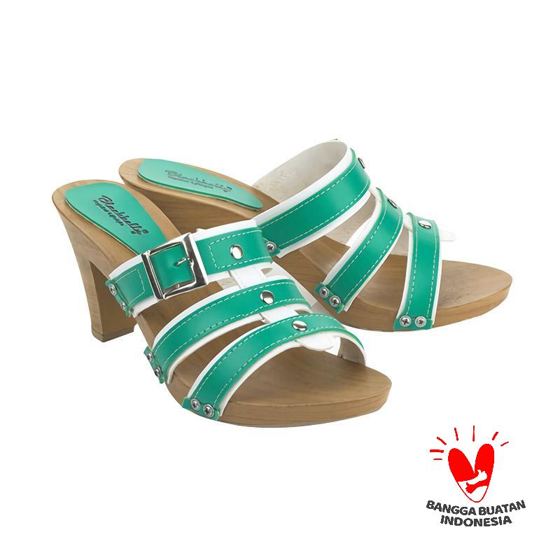 Blackkelly LYS 760 Sandal Heels Wanita