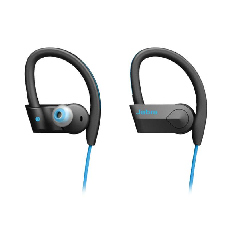 Jabra Sport Face Bluetooth Headset - Blue