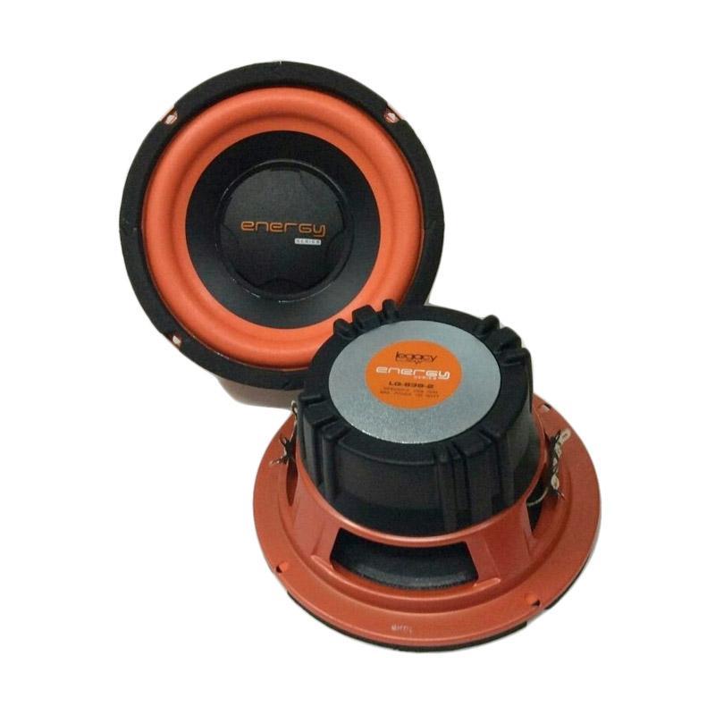 Jual Legacy Lg 638 2 Double Coil Subwoofer Speaker Mobil 6 Inch Online Februari 2021 Blibli