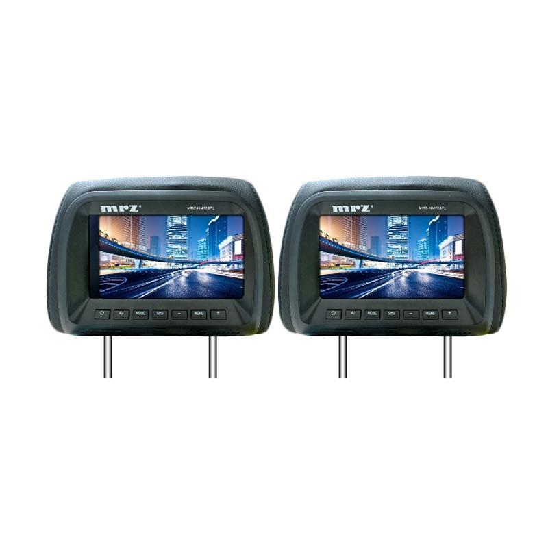 harga MRZ-HM738PL Headrest Monitor - Black [7 Inch] Blibli.com