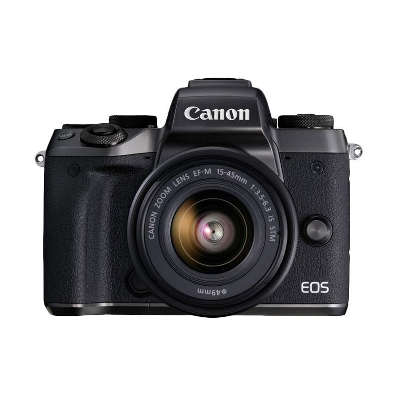 Canon EOS M5 Kit 15-45mm Kamera Mirrorless