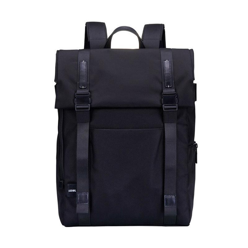 Lojel  BP6666 Urbo Classic Tas Backpack - Black