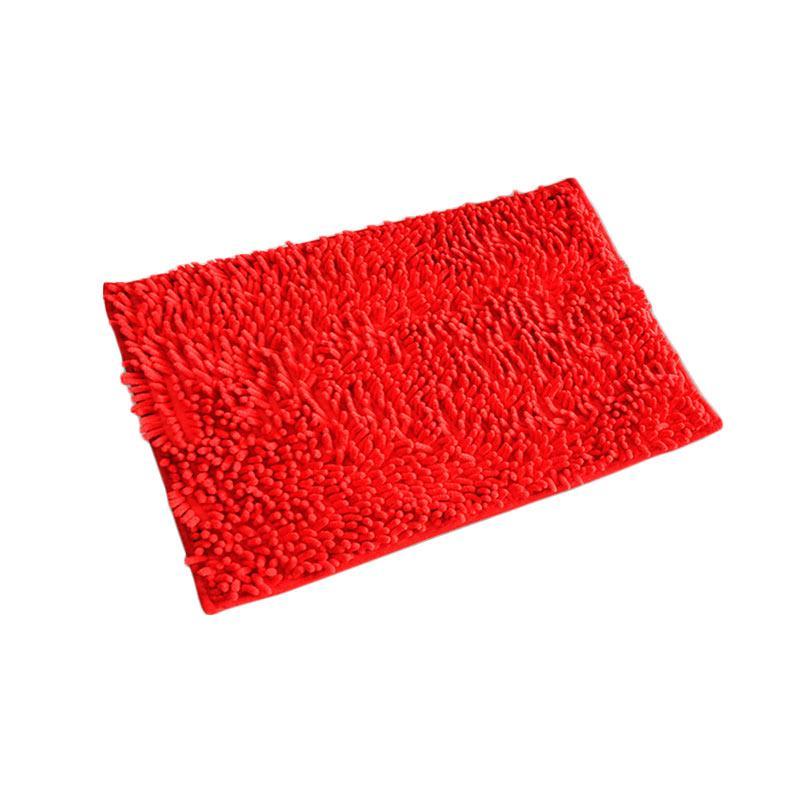 Monalisa Keset Cendol - Merah Cabe [40 x 60 cm]