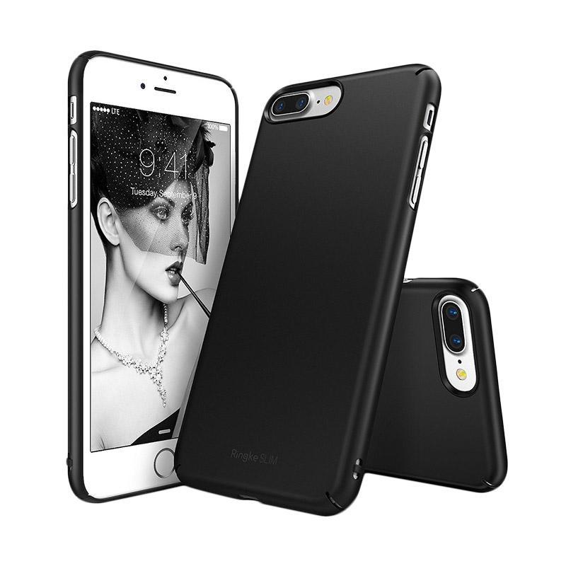 Ringke Slim Casing for iPhone 7 Plus - SF Black