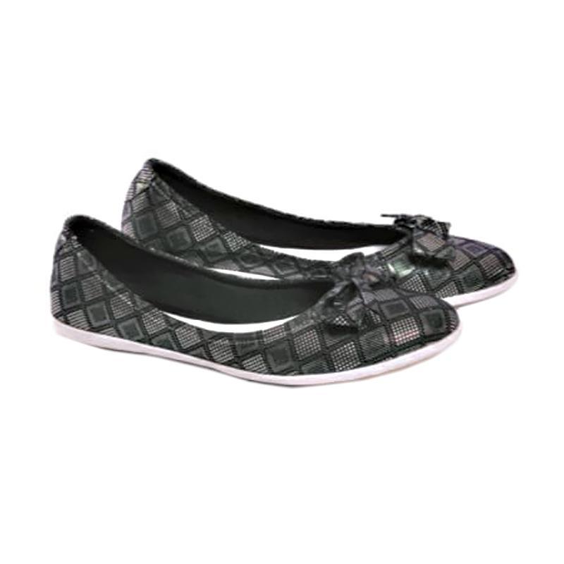 Spiccato SP 557.03 Slip On Shoes Wanita - Hitam