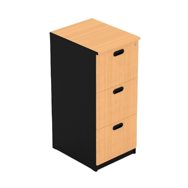 UNO Classic Filling Cabinet - Beech [3 Laci] UFL 1233