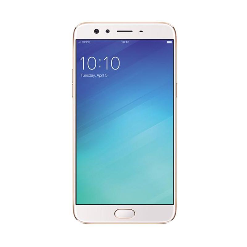 OPPO F3 Plus Smartphone - Gold [64GB/ RAM 4GB]