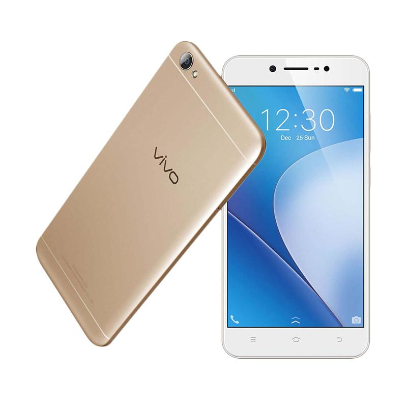 VIVO V5 Lite Smartphone - Gold [32 GB/3 GB RAM]