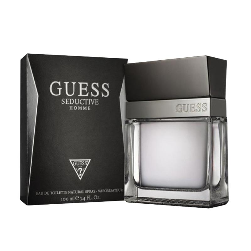 Guess Seductive Homme For EDT Parfum Pria [100 mL] Ori Tester Non Box
