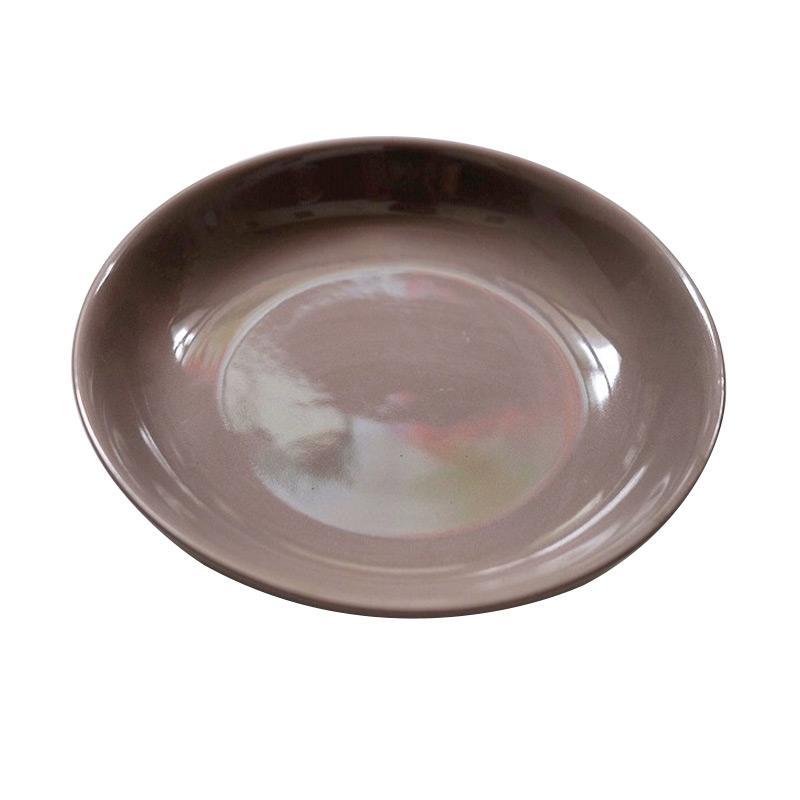 Home & Deco Round Bowl Mangkuk - Coklat