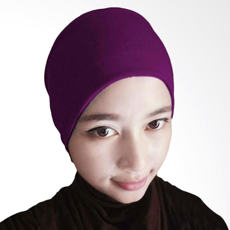 Kus Group Hijab Ciput Arab - Ungu