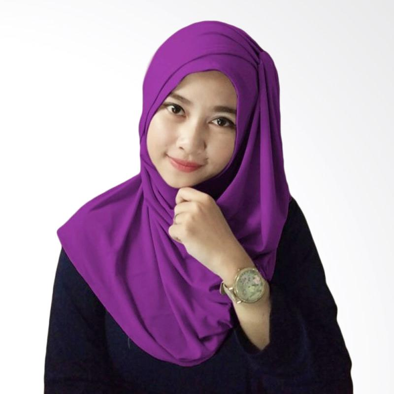 Milyarda Hijab Hana Kerudung - Ungu