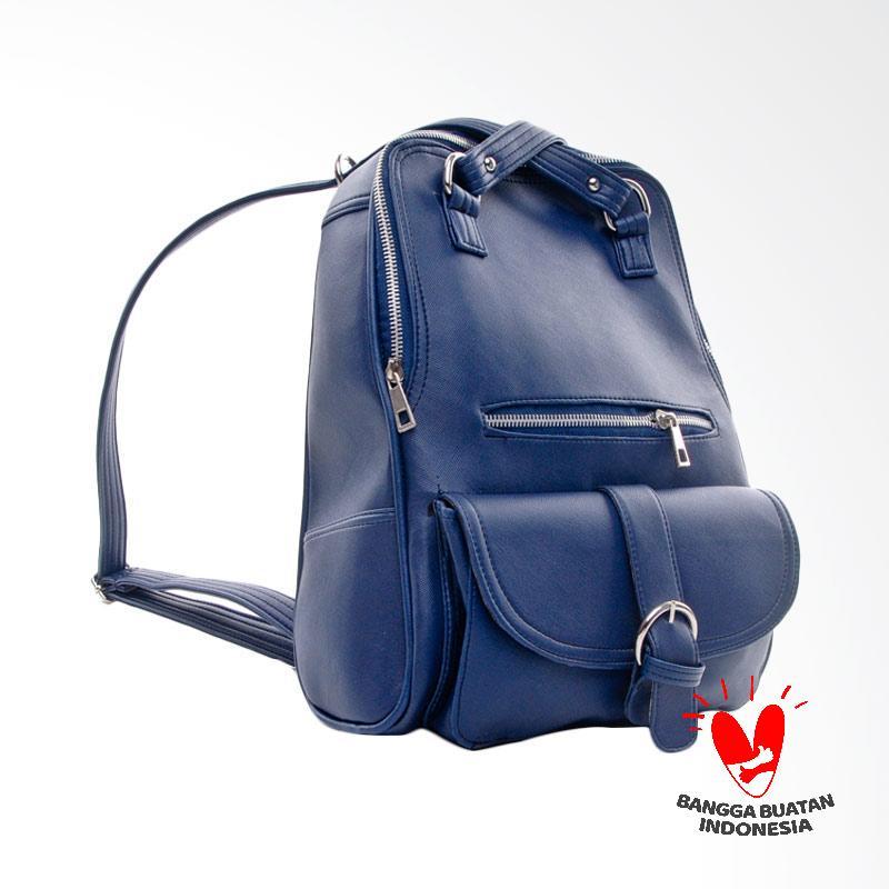 Spek Harga Salvora Backpack SV11 Tas wanita - Blue Terbaru