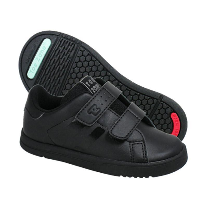 Toezone Kids Flagstaff Ch Sepatu Anak Pria - Black