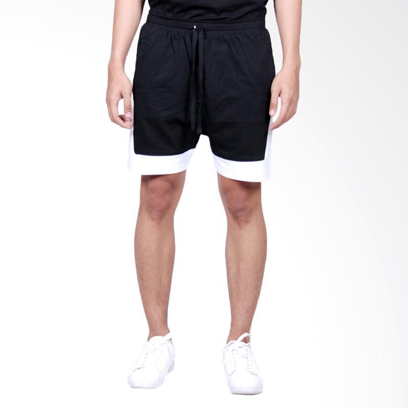 Word.O Doubletone Pants - Black White