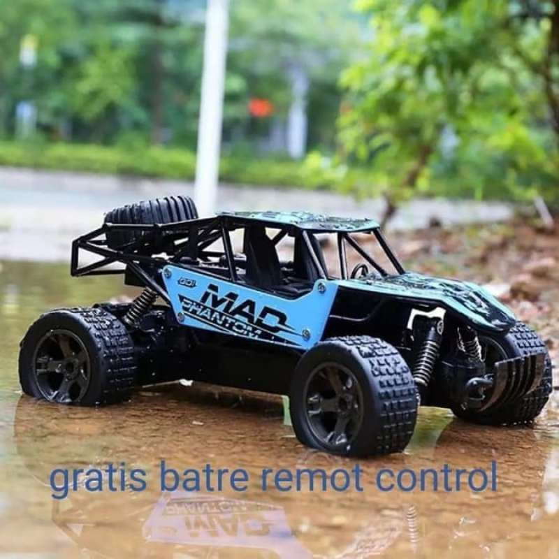 Jual Rc Offroad Rock Clawler Batre Cas Mainan Mobil Remote Control Anak Online Februari 2021 Blibli