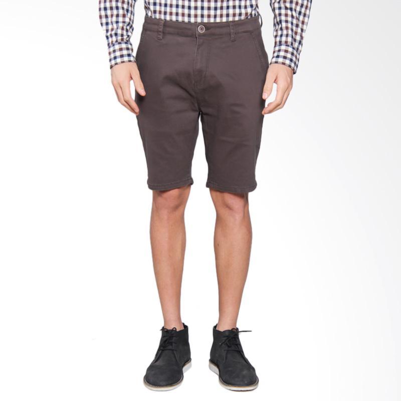 Moutley Men Pants - Brown 326051714