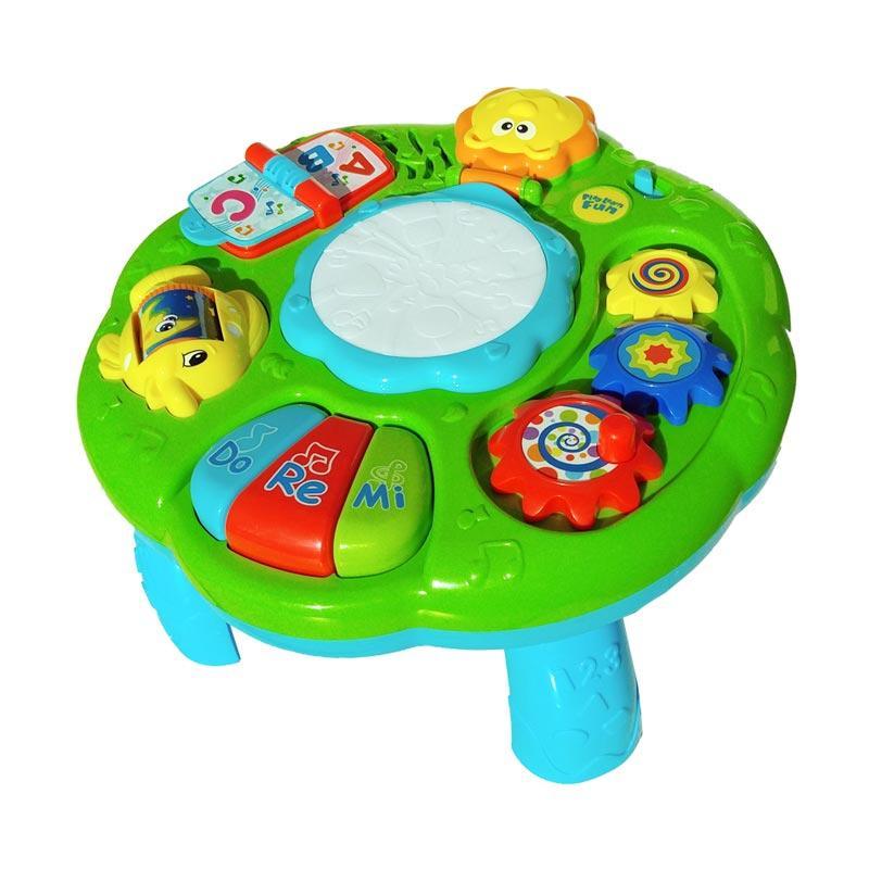Tomindo Musical Learning Table 1088 Daftar Harga Terlengkap Indonesia Source · Ocean Toy Musical Learning Table Mainan Anak 1082 Hijau