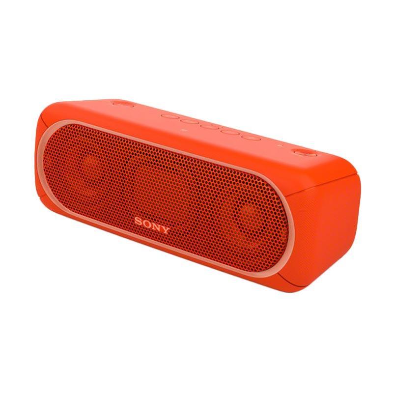 Sony SRS-XB30 Bluetooth Speaker - Merah