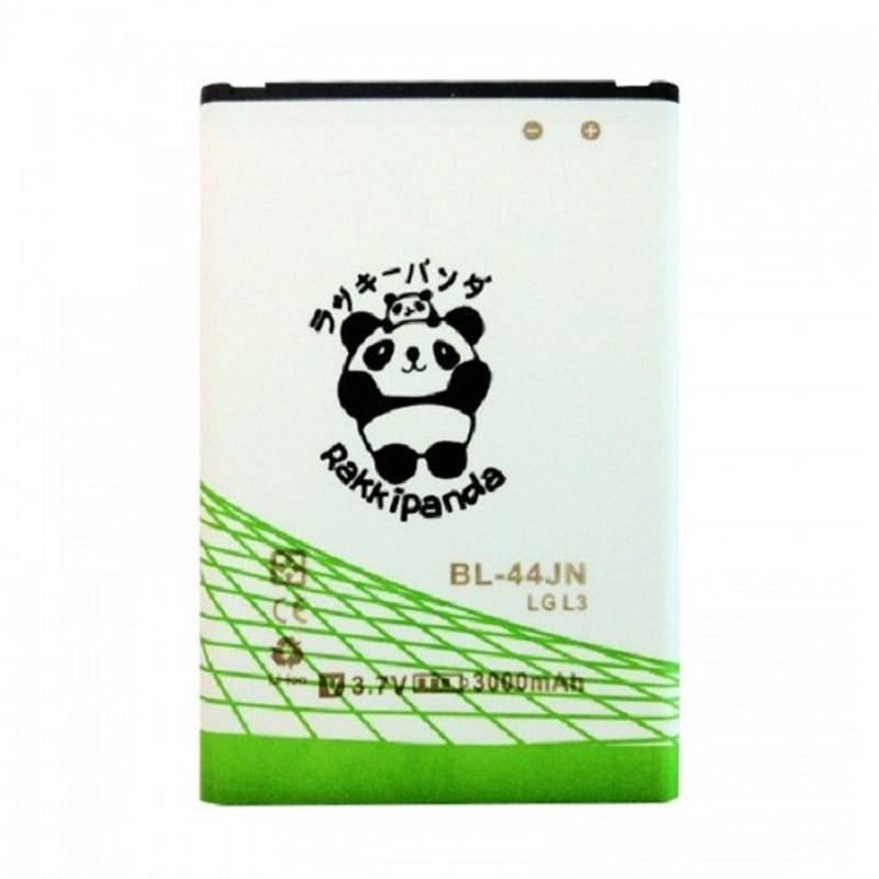 RAKKIPANDA BL-44JN Baterai for LG OPTIMUS L3 II E435 [DOUBLE POWER/DOUBLE IC]