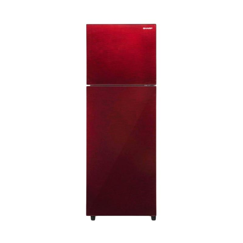 Sharp SJ326XGMR Refrigerator