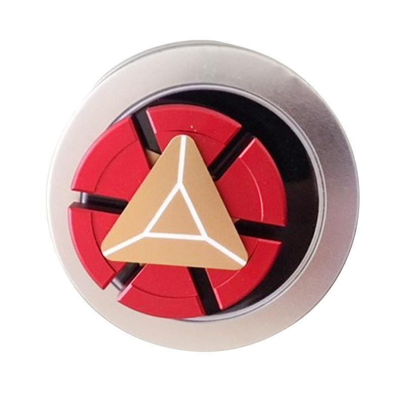 Fidget Cube Spinner Iron Man Mainan Edukasi