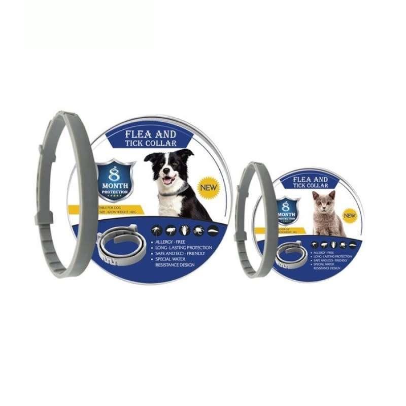 Kalung Anti Kutu Anjing Kucing Kelinci Collar Obat Kutu Hewan
