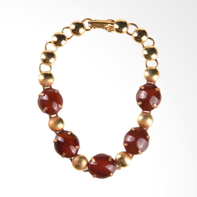 1901 Jewelry Etnica Bangle GL.383.HR41 - Gold