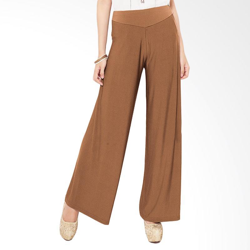 harga Jo & Nic Wide Pants Celana Wanita - Mocca Blibli.com