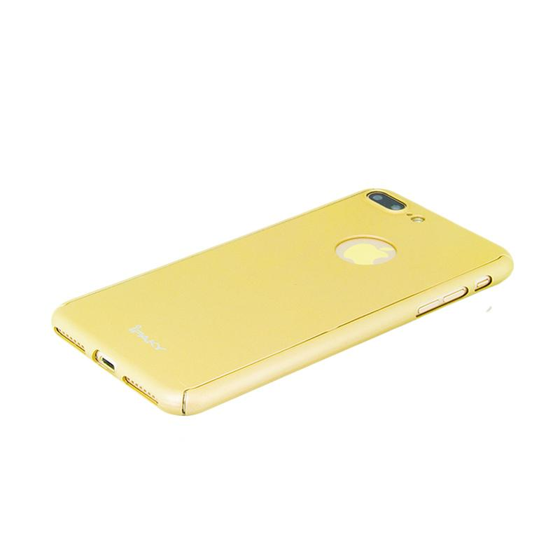 iPaky 360 Full Protection Casing for iPhone 7 Plus - Gold