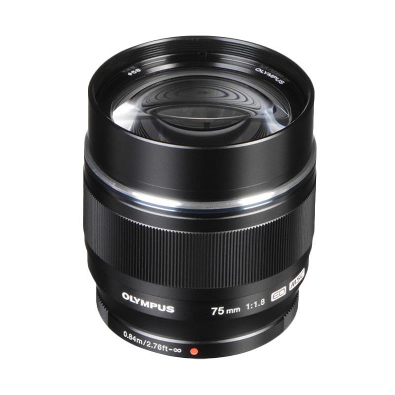 Olympus Lensa ET M 75mm f/1.8