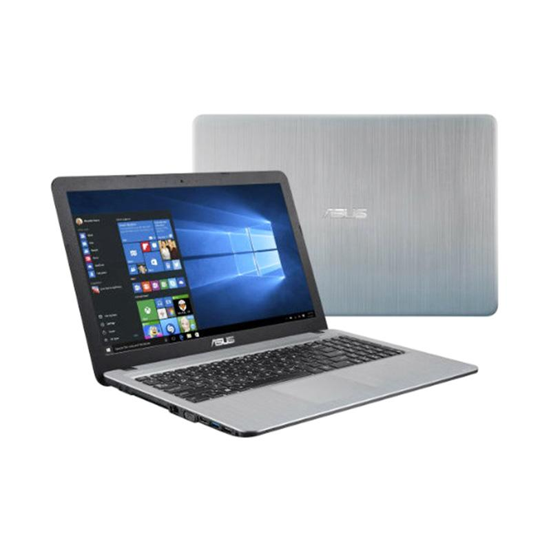 """Asus X540YA-BX102T Notebook - Silver [15.6""""/AMD E1-7010/R2/2GB/500GB/Windows 10]"""