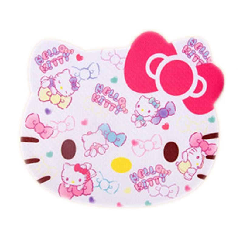Hello Kitty Sleep Ribbon HK Mouse Pad - Pink