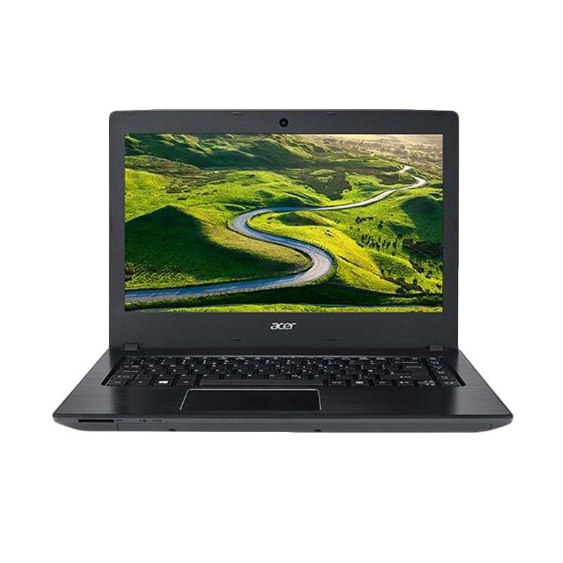 ACER E5-475G CORE i3-6006U/VGA 2GB/W10/GRAY