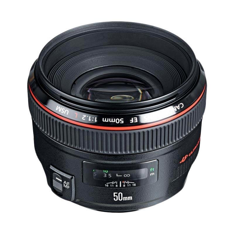 Canon Lensa EF 50mm f/1.2L USM