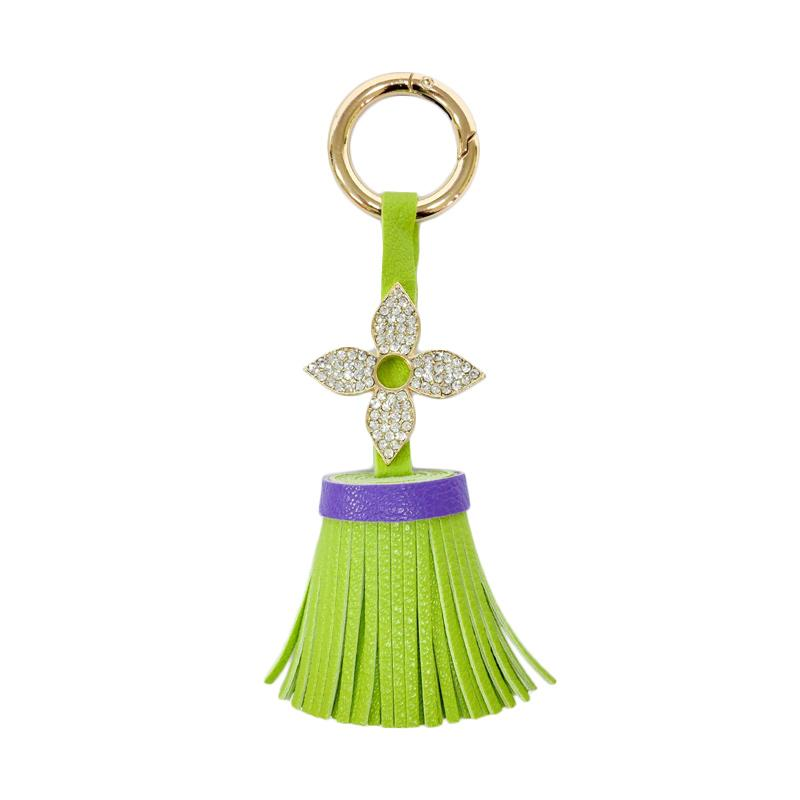 SIV KDL04 Diamond 01 Key Chain - Green