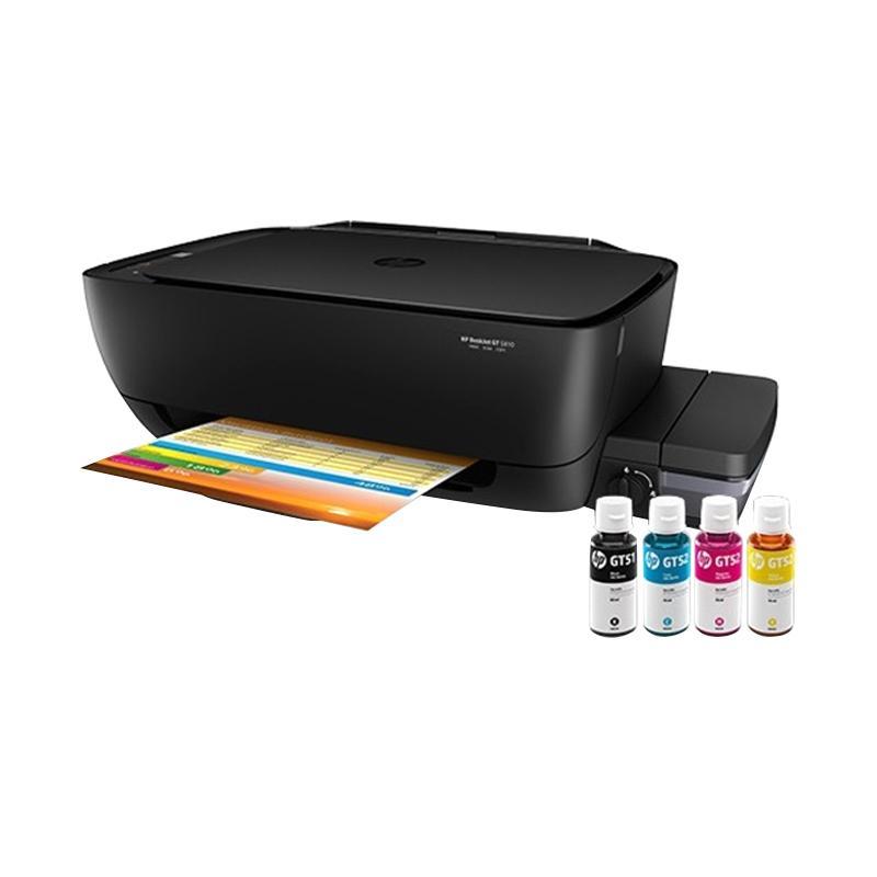 HP Deskjet GT5810 All in One Printer - Black L9U63A