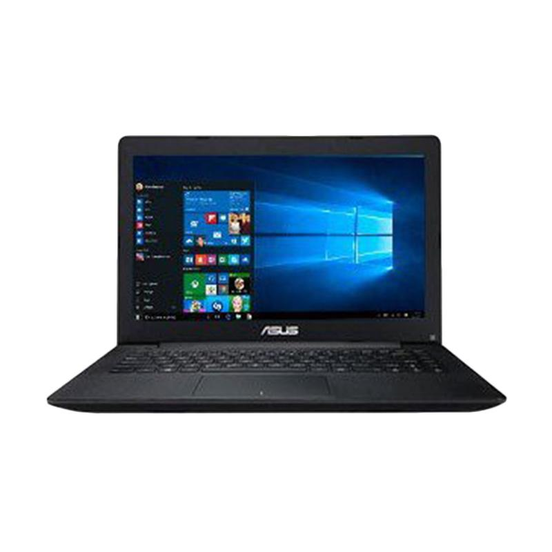 Asus E202SA-FD111T Notebook - Black [11.6 Inch/ N3060/ 500GB/ 2GB/ Win 10] + ASURANSI